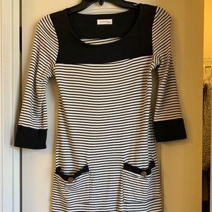 Monteau striped dress (or tunic)